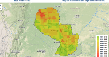 Innovative weather index insurance help small growers in Paraguay mitigate climate risk